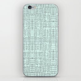 Mint Marks iPhone Skin