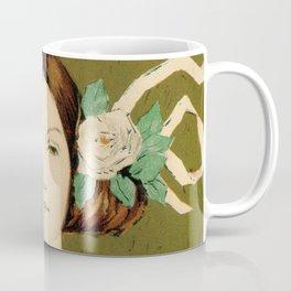 1895 Buffalo Courier for women  New York Coffee Mug