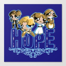 New Hope Canvas Print