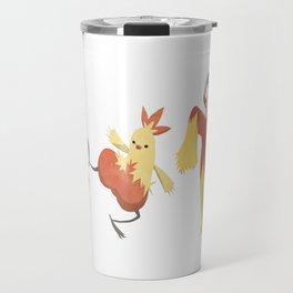 Fiery Family #3 Travel Mug