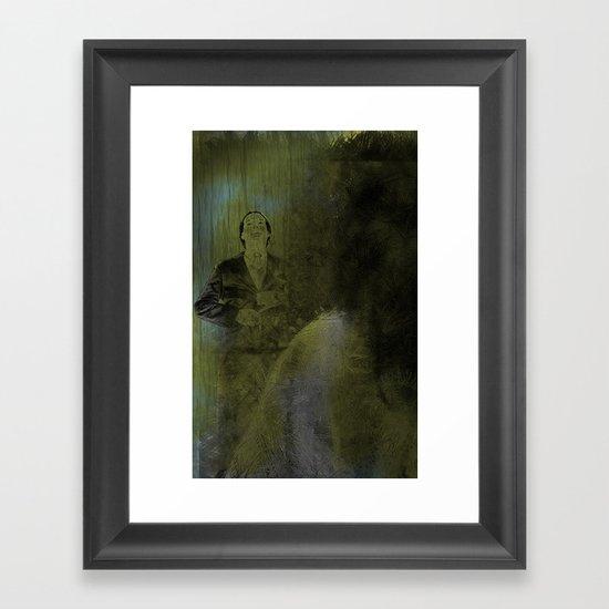 American Mage 3 Framed Art Print
