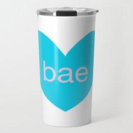 Bae in Hearts Travel Mug
