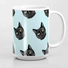 Black Cat Appreciation Day Coffee Mug