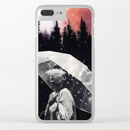 Imagine this Clear iPhone Case