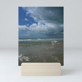 Summer At The Seaside Mini Art Print