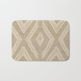 Birch in Tan Bath Mat