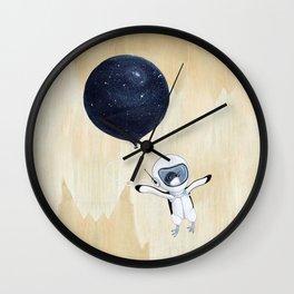 Penguin fly Wall Clock