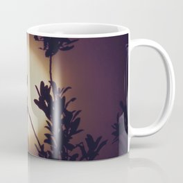 Moon in Blackberry Cream Coffee Mug