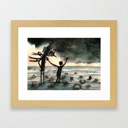 farewell Framed Art Print