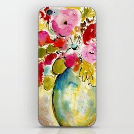 Vase iPhone Skin