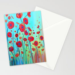 Spring Musings Stationery Cards