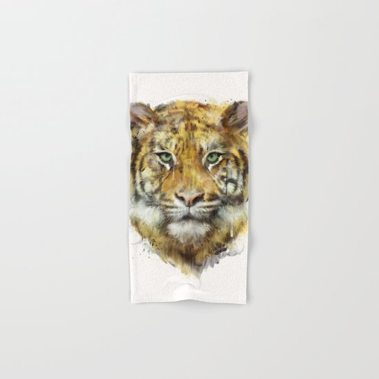 Tiger // Strength Hand & Bath Towel