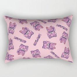 Hanami Maneki Neko: Yuu (Gentle) Rectangular Pillow