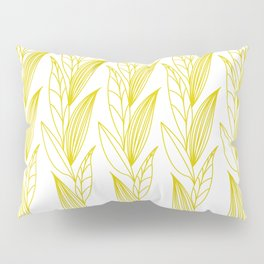 Eternity in Gold Leaf II Pillow Sham