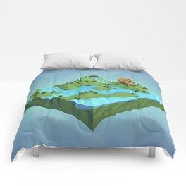 Thousand Islands Comforters