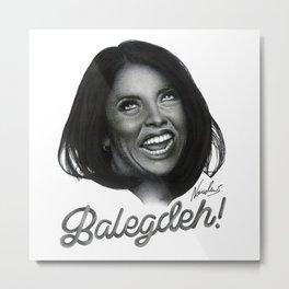 BALEGDEH - JESY NELSON Metal Print