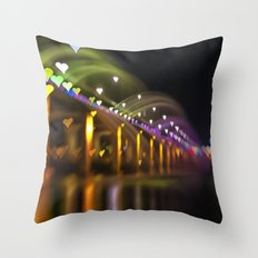 The Happiness Project Throw Pillow
