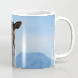 Elk in the Canadian Rocky Mountains Coffee Mug