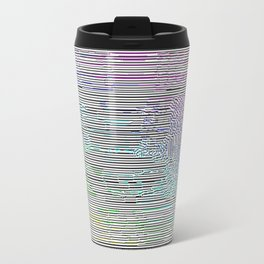 Free Rainbow Border Travel Mug