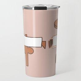 Capoeira 266 vecto Travel Mug