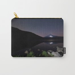 A Trillium Night Carry-All Pouch