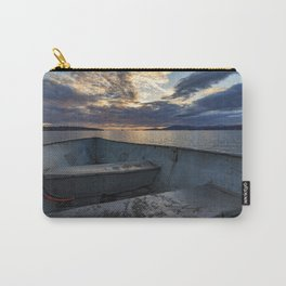 Sunset Horizon Carry-All Pouch