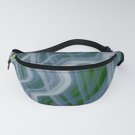 The Flow of Time Fanny Pack