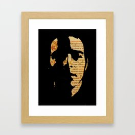 The Illuminator Framed Art Print