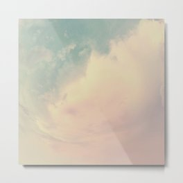 Dream higher than the sky Metal Print