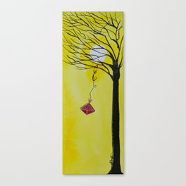 Bounded Canvas Print
