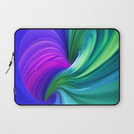 Twisting Forms #1 Laptop Sleeve