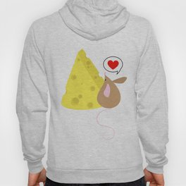 Mouse & Cheese Hoody