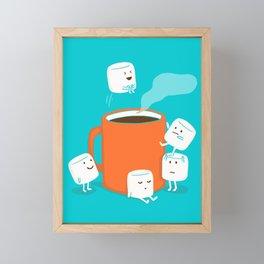 Cannonball Framed Mini Art Print