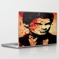 dexter Laptop & iPad Skins featuring Dexter by 2b2dornot2b
