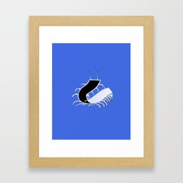 Centipad Framed Art Print
