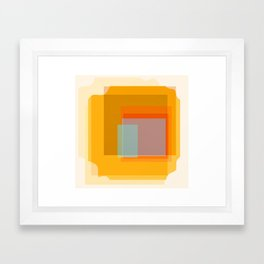 Glass Framed Art Print