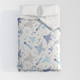 Winter Migration Comforters