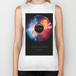 SPACE ALBUM 3066 Out of this World Biker Tank
