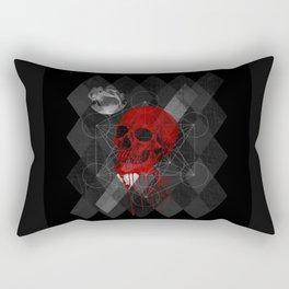GeometryIsDead Rectangular Pillow