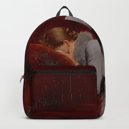 AFTER THE MISDEED - JEAN BERAUD Backpack