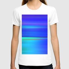 Night light abstract T-shirt