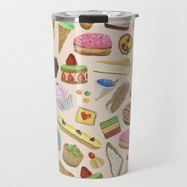 Desserts of NYC Cream Travel Mug