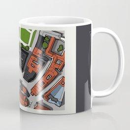 Hand-Drawn Munich Coffee Mug