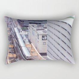 Downtown Bound Rectangular Pillow