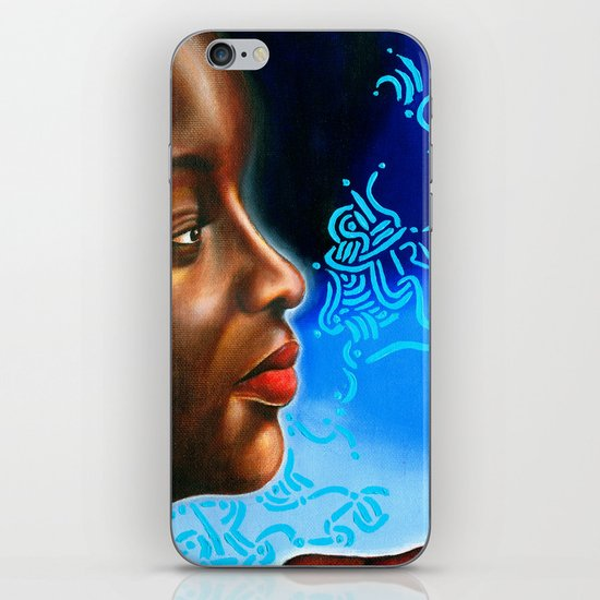 Eyes on the Prize iPhone & iPod Skin