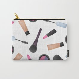 Scattered Makeup Pattern Carry-All Pouch