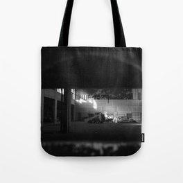 Private Viewing Tote Bag