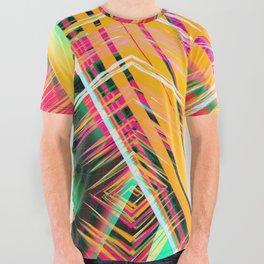 Just Passing Through [A Second Time] All Over Graphic Tee