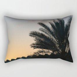 Oasis Sunset Rectangular Pillow