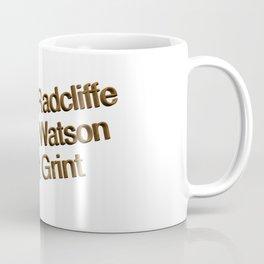 Harry P cast Coffee Mug